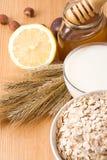 Milk And Honey Royalty Free Stock Image