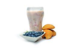 Milk berry Stock Images