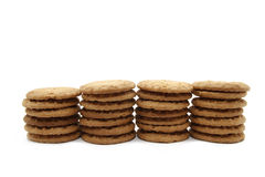 Milk biscuit Royalty Free Stock Photos
