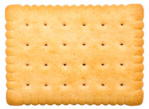 Milk Biscuit Isolated Royalty Free Stock Photos