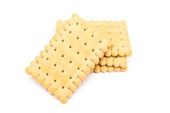 Milk Biscuits Isolated Royalty Free Stock Photo