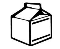 Milk Box Royalty Free Stock Image