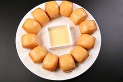 Milk bread Stock Images