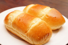 Milk bread Stock Photo