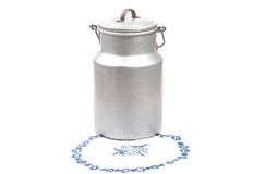 Milk can Stock Images