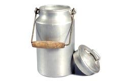 Milk canister Stock Photos