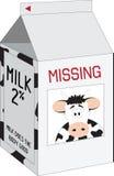 Milk Carton Royalty Free Stock Photos