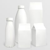 Milk carton Stock Images