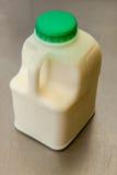 Milk and carton Royalty Free Stock Image