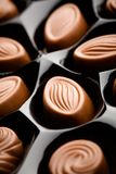 Milk chocolate Royalty Free Stock Photos