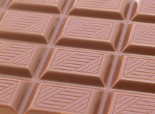 Milk chocolate Stock Images