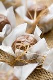 Milk chocolate Stock Image