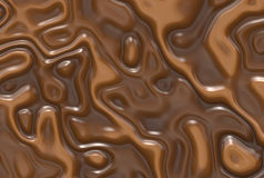 Milk chocolate background Stock Photography