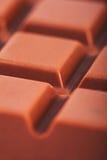 Milk chocolate bar Royalty Free Stock Photo