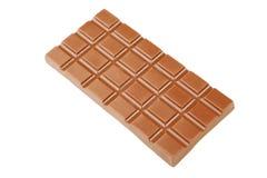 Milk chocolate bar Royalty Free Stock Image