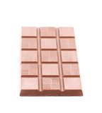 Milk chocolate bar. Stock Images