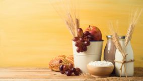 Jewish holiday shavuot concept Royalty Free Stock Photography