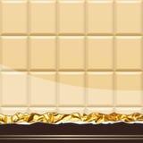 Milk Chocolate pattern Stock Photos