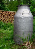 Milk churn Royalty Free Stock Image