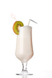 Milk cocktail Stock Images