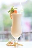 Milk cocktail Stock Photo