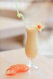 Milk cocktail Stock Image