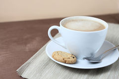 Milk coffee Royalty Free Stock Image