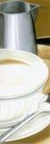 Milk coffee Stock Image