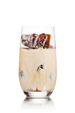 Milk coffee cocktail Stock Photo