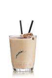 Milk coffee cocktail Royalty Free Stock Photos
