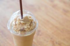 Milk coffee smoothie Royalty Free Stock Image