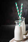 Milk composition royalty free stock photo