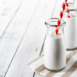 Milk composition stock photos