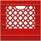 Milk Crate Royalty Free Stock Photos