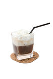 Milk cream Cocktail Stock Images