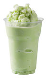 Milk cream soda flavored smoothie Royalty Free Stock Photography