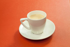 Milk cup Stock Photography