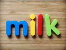 Milk or dairy Royalty Free Stock Image