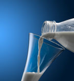 Milk Royalty Free Stock Photography