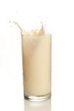 Milk glass Royalty Free Stock Photography