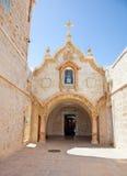 Milk Grotto church in Bethlehem, Palestine Stock Image