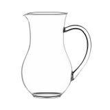 Milk jug Stock Photo