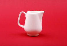 Milk jug Stock Images