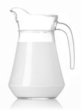 Milk jug Royalty Free Stock Images