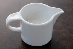 Milk jug Stock Image