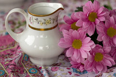 Milk jug Royalty Free Stock Photography