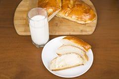 Milk loaf Stock Photos