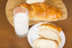 Milk loaf Stock Image