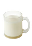 Milk mug Royalty Free Stock Photos