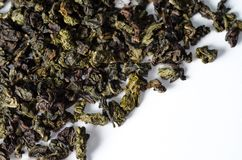 Milk Oolong Royalty Free Stock Photo